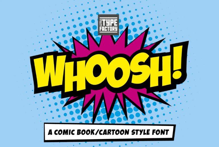 cartoon Styled Fonts