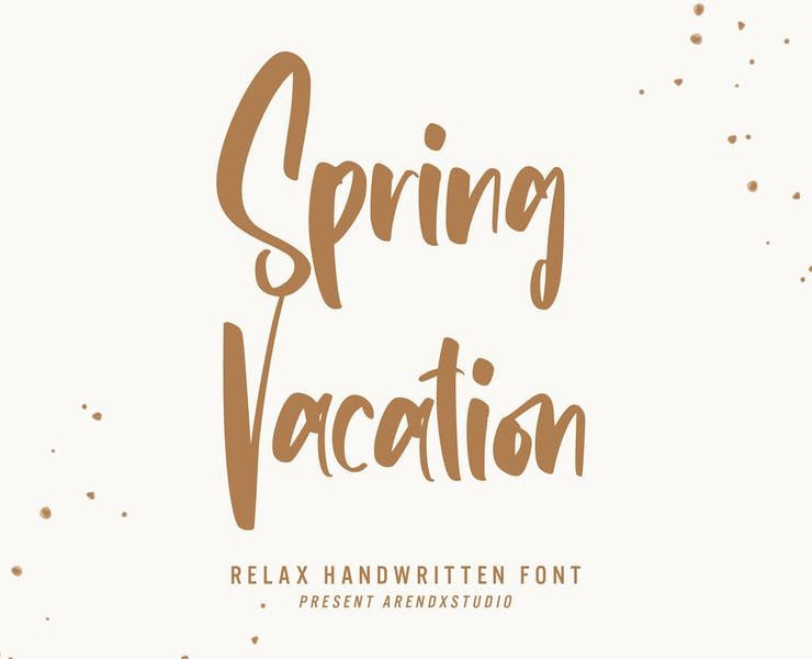 20+ Best Spring Fonts TTF and OTF Download