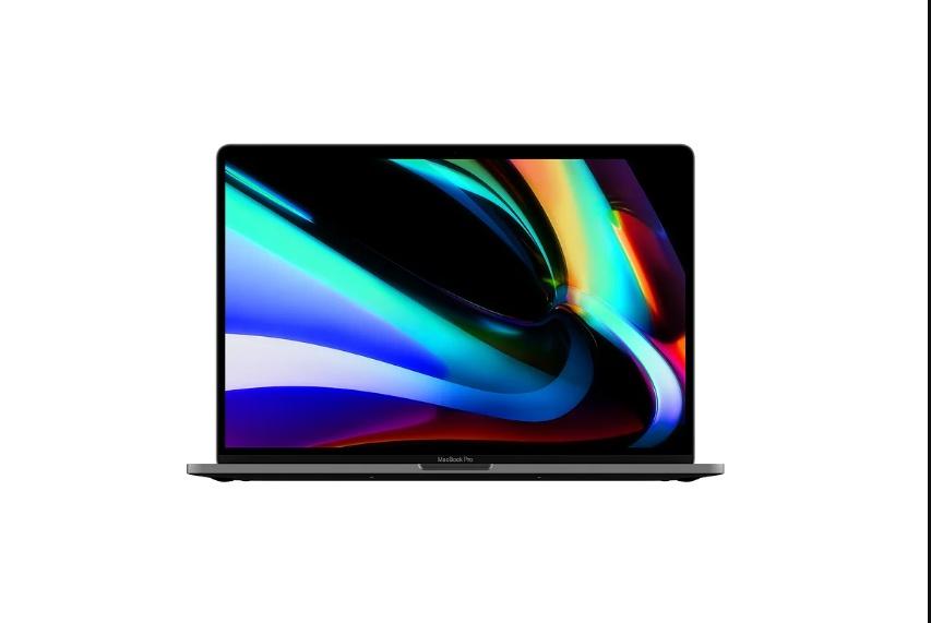 16 Inch MacBook Screen PSD