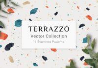 Free Terrazzo Textures