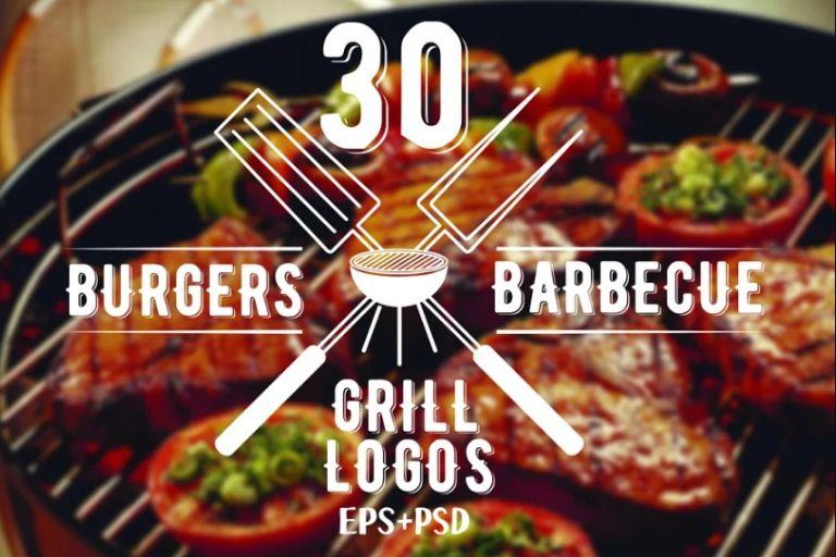 30 Burger Logo Design Ideas
