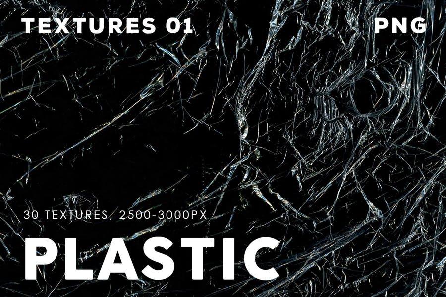 30 Plastic Overlays