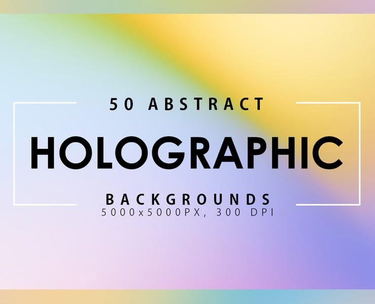 21+ Best Holographic Texture PNG and JPG Download