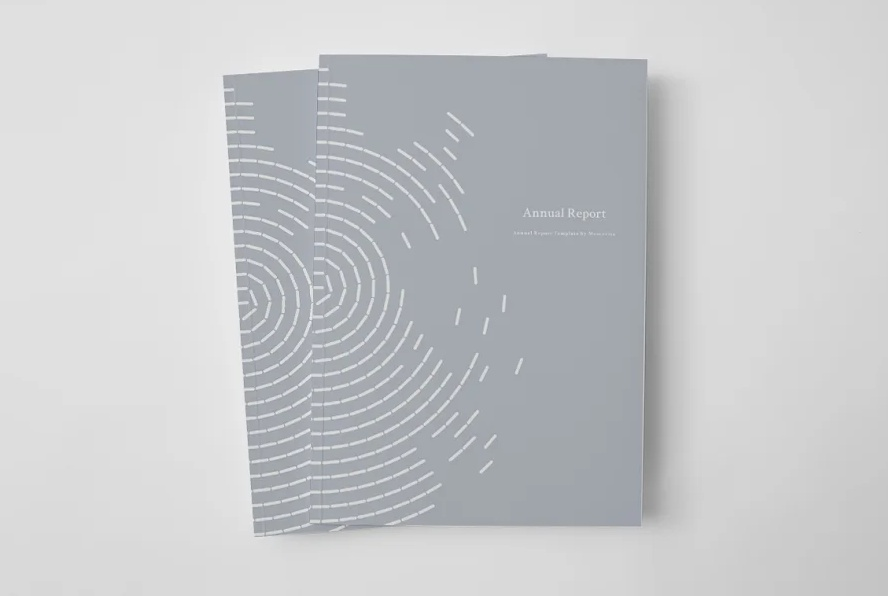 A4 Clean Brochure Templates