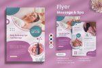 20+ Free Spa Flyer Template Design Downloads