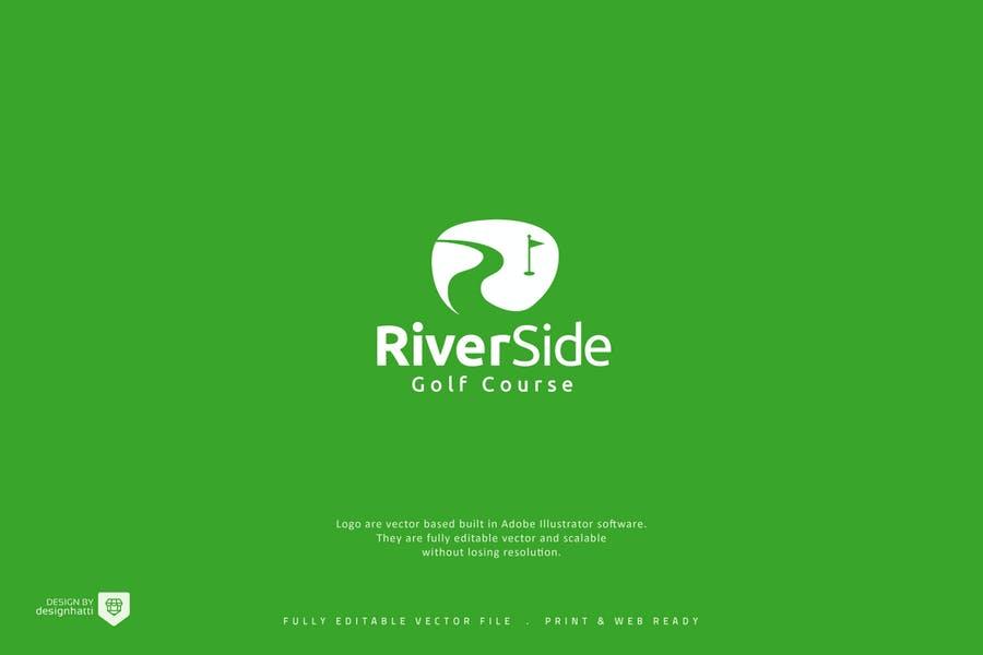 Ai and Eps Golf Branding Design