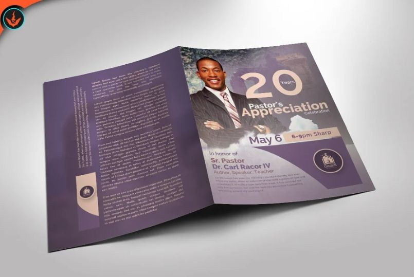 Appreciation Brochure Design