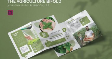 Agricultural Brochure Template