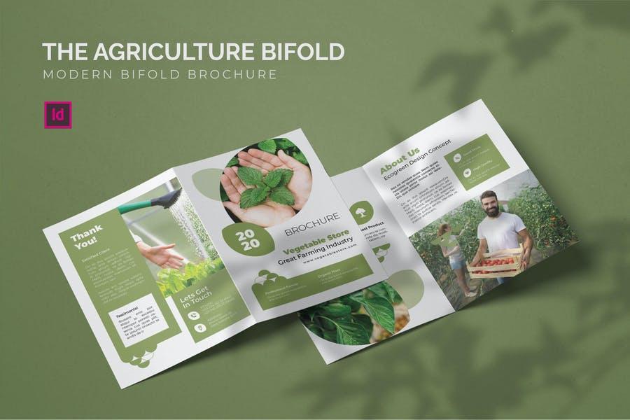 Bi Fold agricultural Brochure