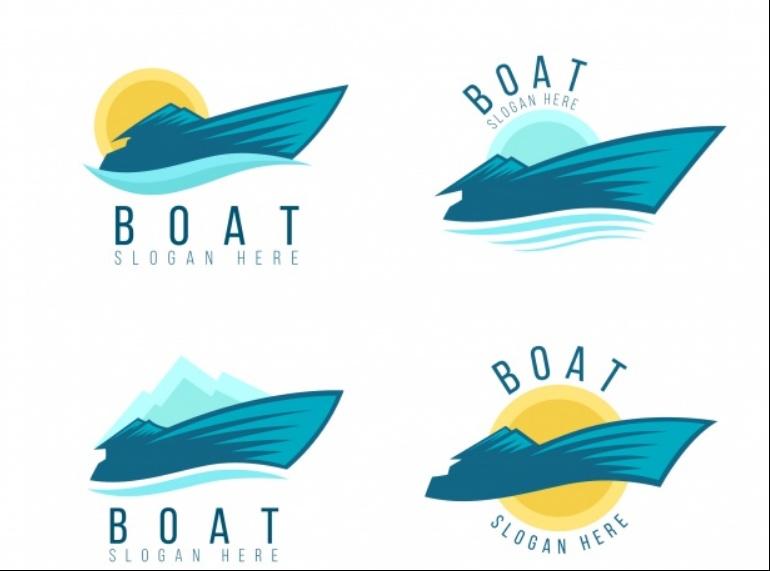 Boat Logo Designs