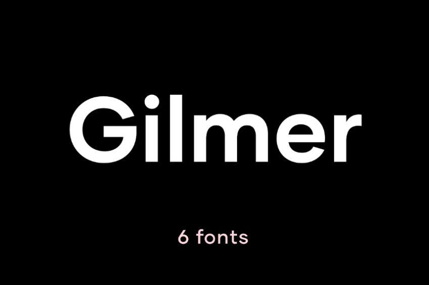 Bold San Serif Branding Typefaces
