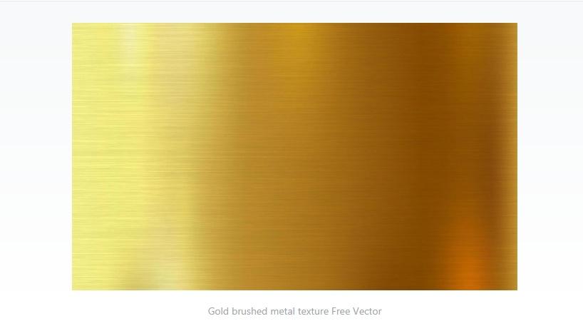 Brushed Metallic Textures