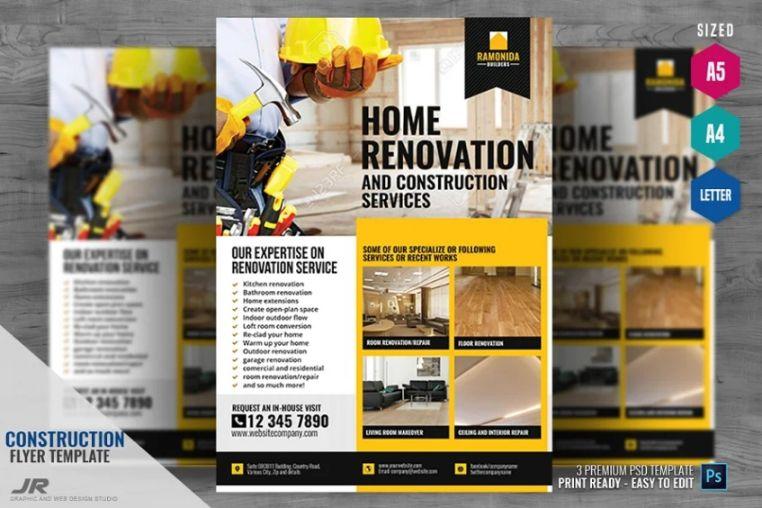 Building Adverrt Flyer