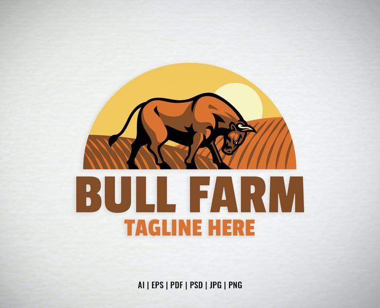 21+ Free Farm Logo Design Templates Download