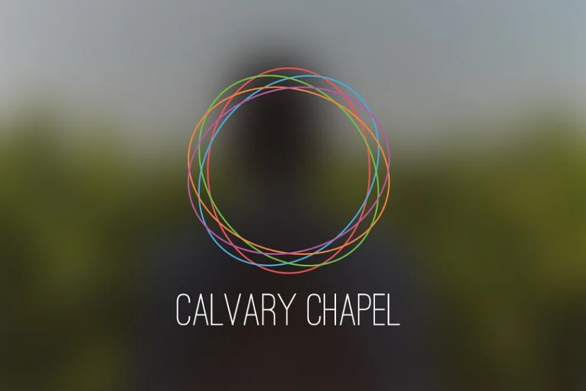 Calavary Chapel Logo Design