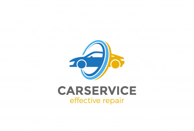 Car Cleaning Services Identity