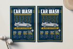 22+ Free Car Wash Flyer Template Downloads