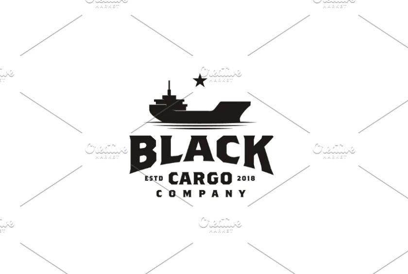 Cargo Company Logo Templates