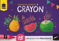Free Crayon Fonts