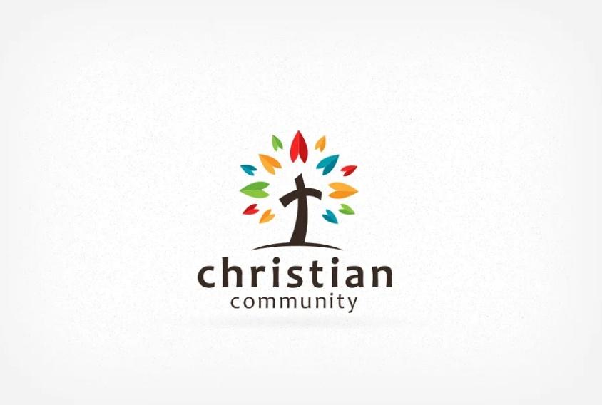 Church Community Logotype Design