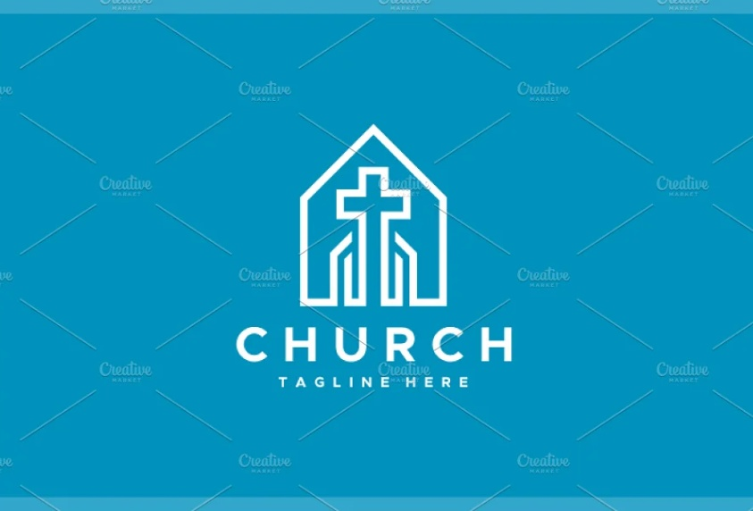 Church Ministry Logo Template