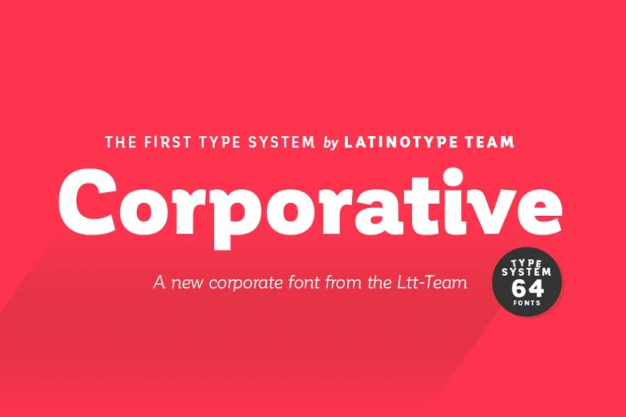Contemperory Business Brandnding Fonts