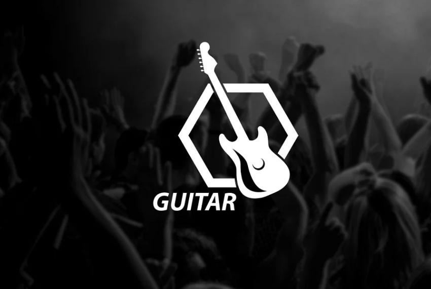 Cool and Creative Music Logo