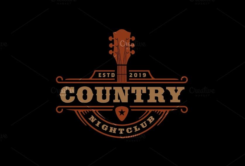 Country Music Album Logo