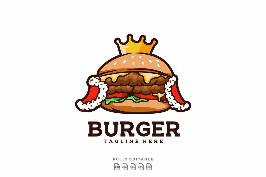 Creative Burger King Logo
