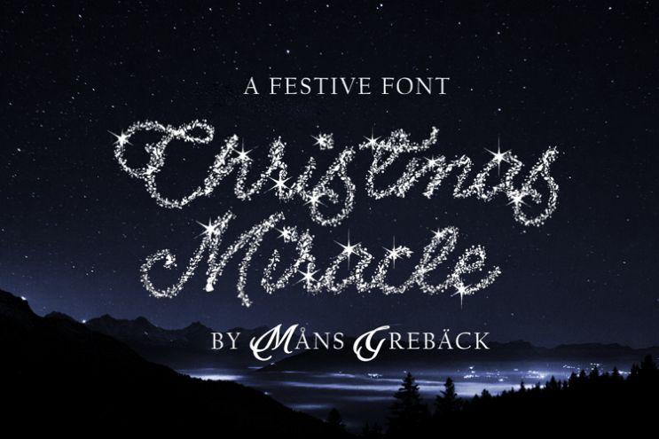 Creative Miracle Fonts