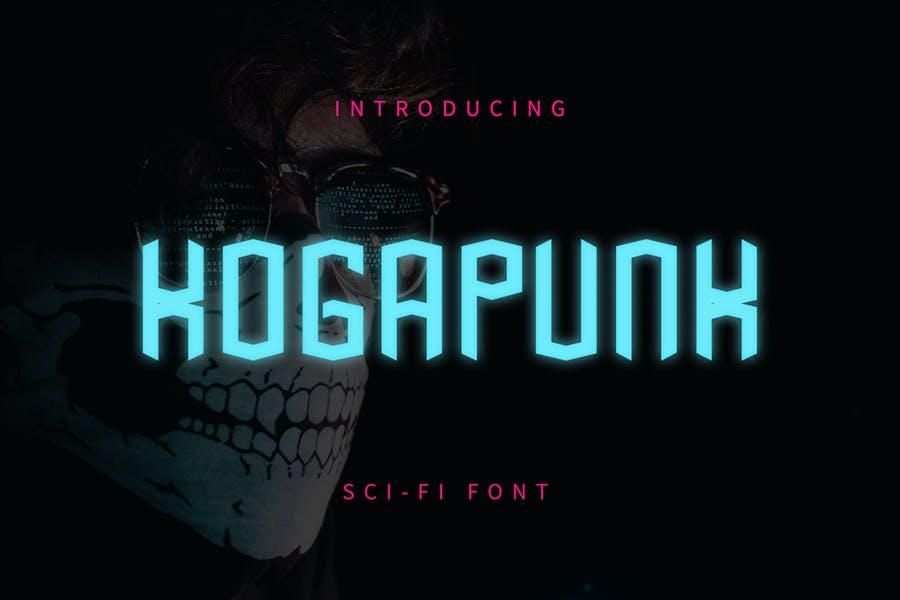 Creative Sci Fi Fonts