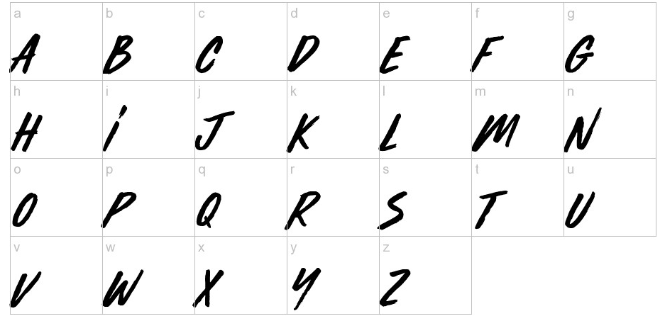 Cursive Style Fonts Free