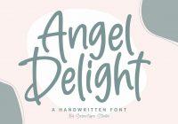 Angel fonts