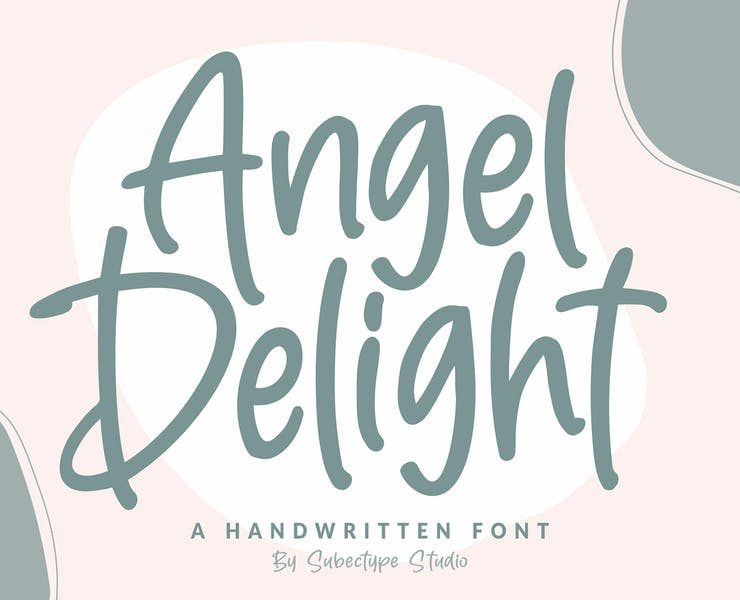 13+ Free Angel Fonts TTF and OTF Downloads
