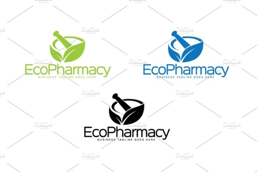 Drug Store Logo Design