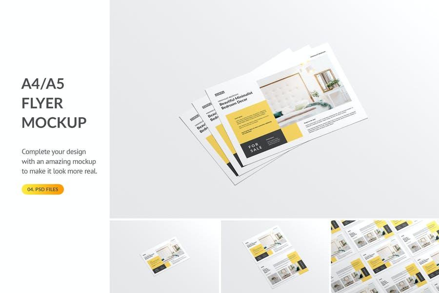 Easy Editable Flyer Design