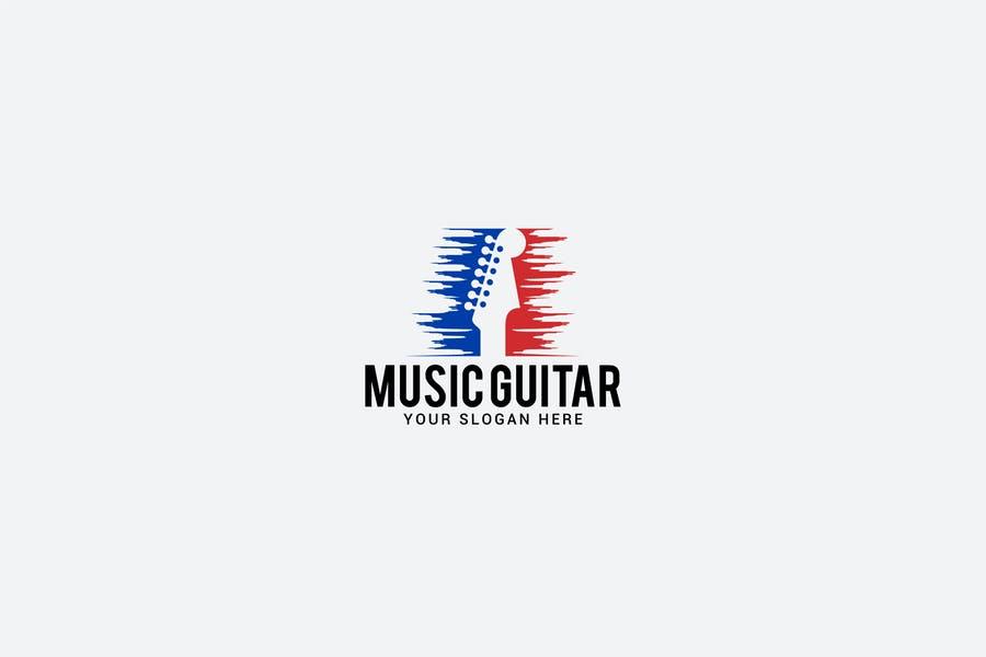 Editable Music Logo Design
