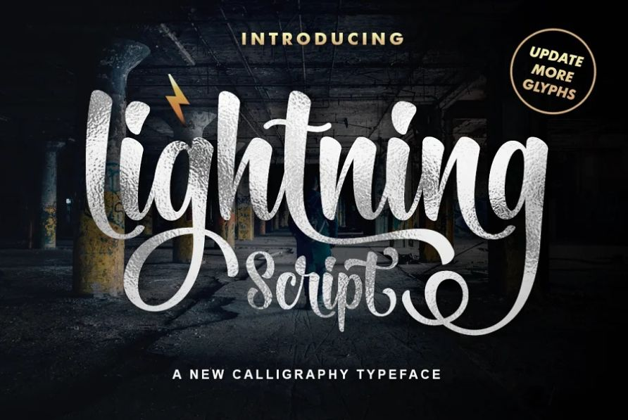 Elegant Handcrafted Calligraphy Fonts