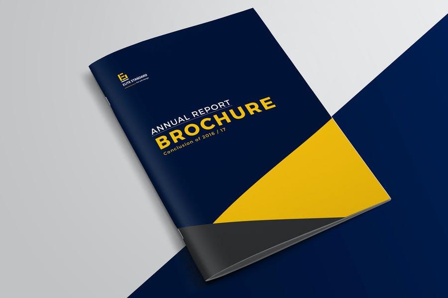 Elite Annual Report Templates
