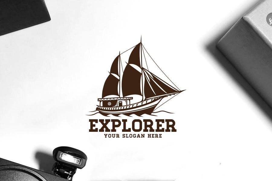 Explorer Logo Templates