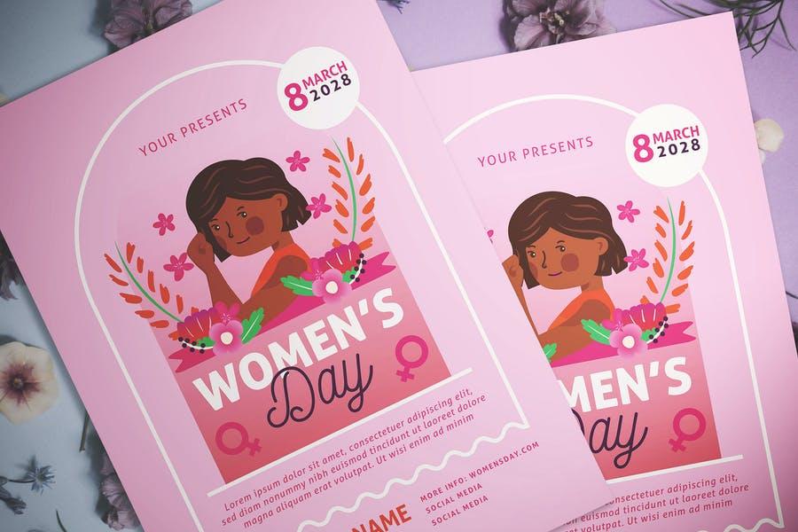 Feminine Style Festival Flyer