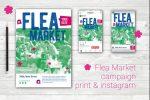 11+ Free Flea Market Flyer Template Download