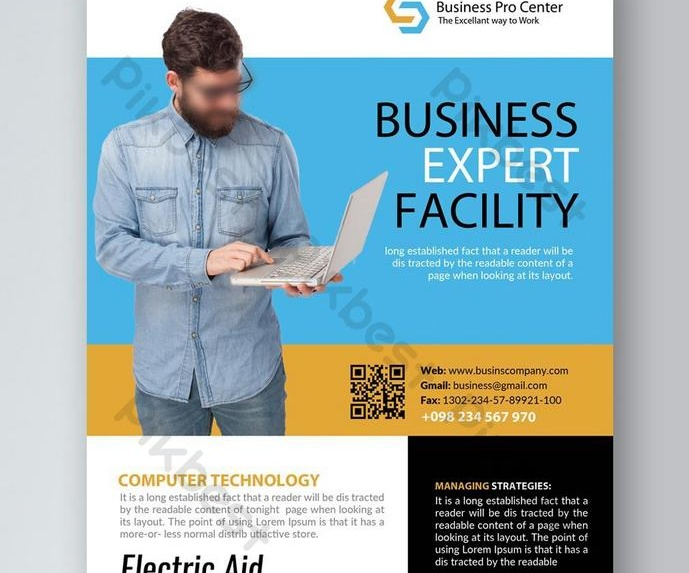 Free Business Agency Flyer