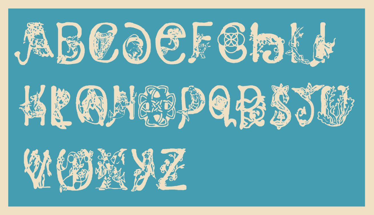 Free Celtic Fonts