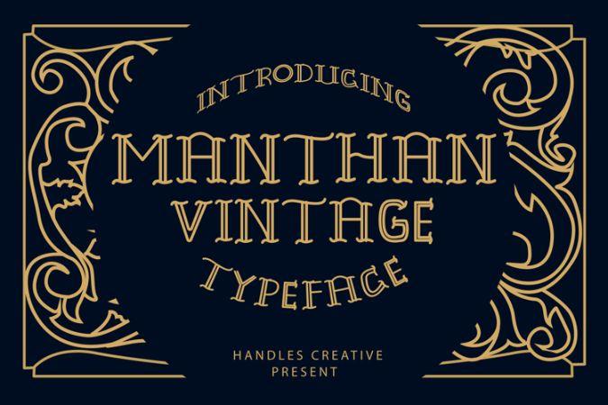 Free Decorative Fonts