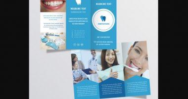 Dental Brochure Templates