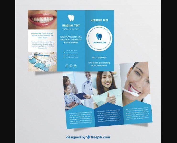 20+ Free Dental Brochure Templates Download