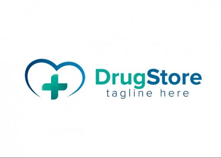 Free Drug Store Identity Design