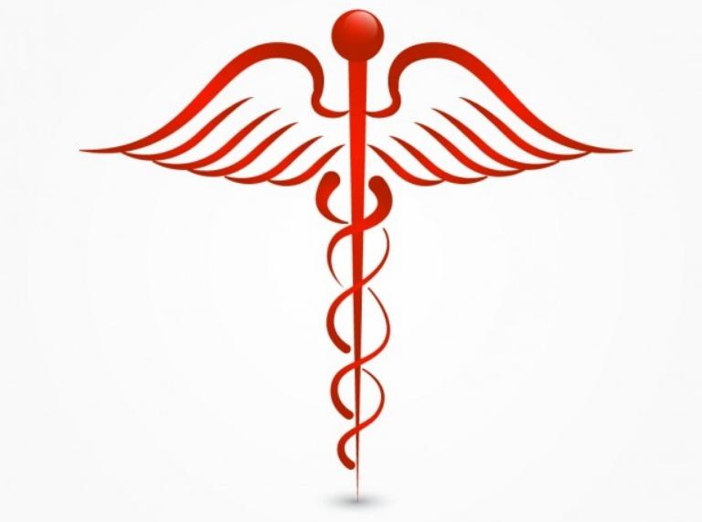 Free Isolated Pharmacy Logotype