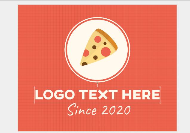Free Pizza Branding Idea